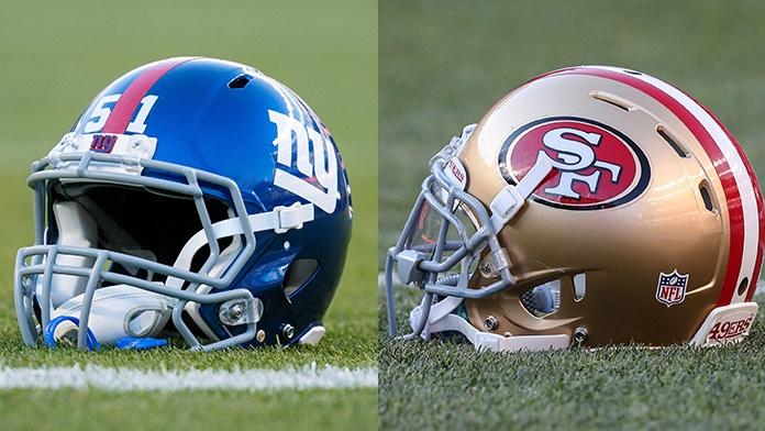 Monday Night Football Betting Tips & Picks: Giants at 49ers
