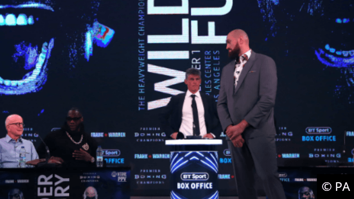 Deontay Wilder vs. Tyson Fury Betting Preview and Analysis