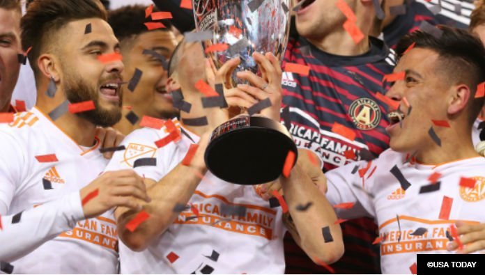 MLS Cup 2018 Betting Odds & Tips: Portland at Atlanta United