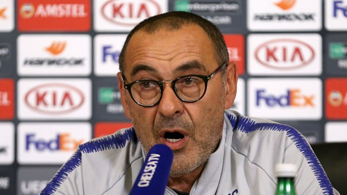 Blues boss Maurizio Sarri Odds-On To Be Next Manager Sacked