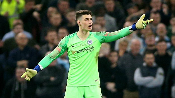 Rebel Kepa Arrizabalaga Expected To Start Against Tottenham