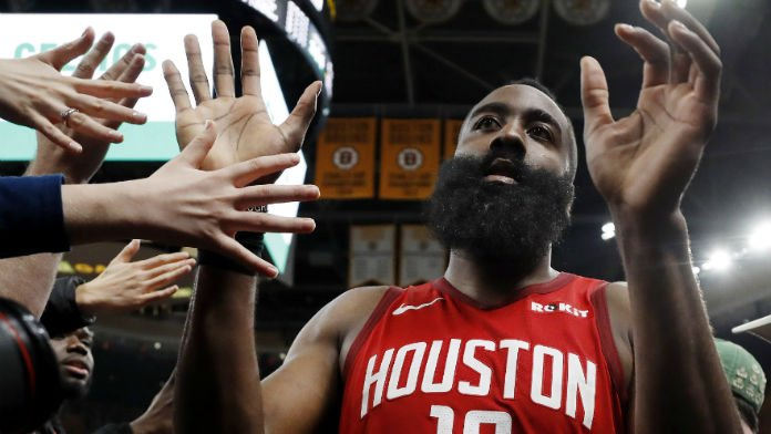 PointsBet Sees Enough, Pays Off Harden NBA MVP Bettors Early