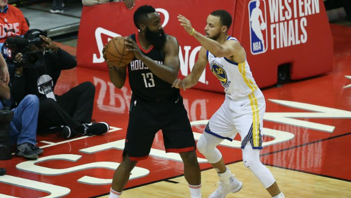 How Bettors Should Approach Warriors, Rockets Down Stretch