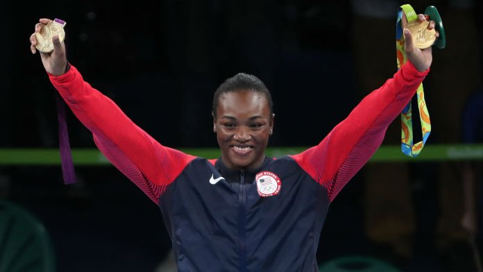 Claressa Shields Favored vs Hammer in Upcoming Historic Bout
