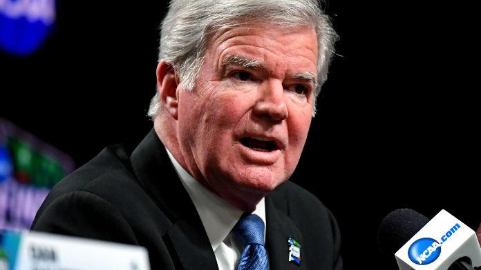NCAA's Emmert Reiterates Stance Against Sport Betting