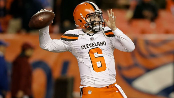 High Browns Number Stands Out in NFL Over/Under Wins Market