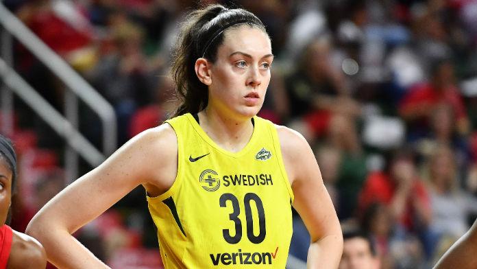 WNBA Title Odds Unchanged in Wake of Breanna Stewart Injury