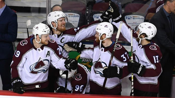 Why Surging Avalanche Are Great Dark-Horse Stanley Cup Bet