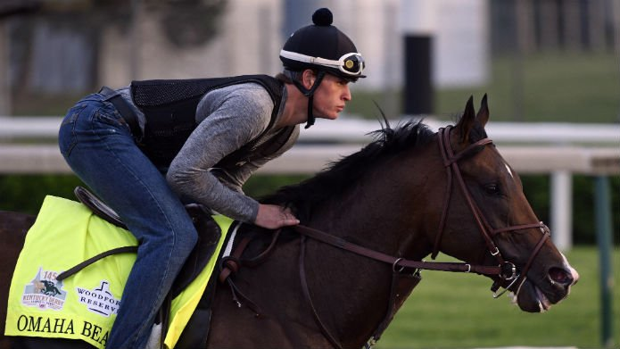 Omaha Beach Scratched, Game Winner Made New Derby Favorite