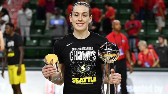 WNBA Title Odds Start to Shift in Wake of Stewart's Injury