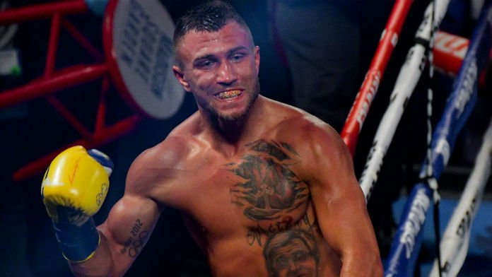Lomachenko Favorite vs. Campbell for WBC Lightweight Title