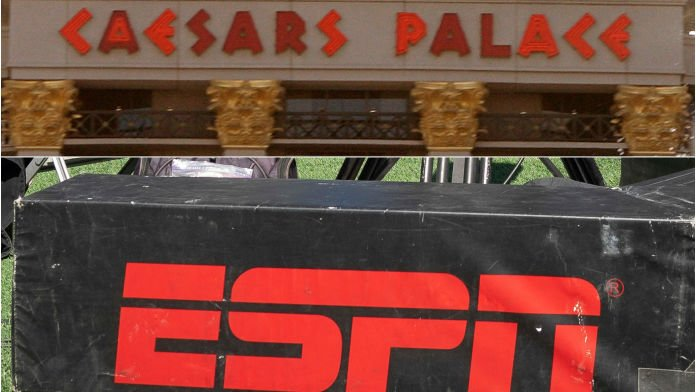 Caesars Entertainment Unveils Deal to Collaborate With ESPN