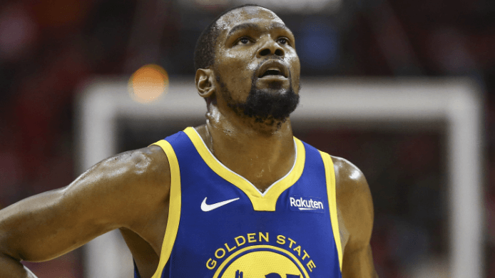 Durant May Miss Whole Series But Bookies Still Love Warriors
