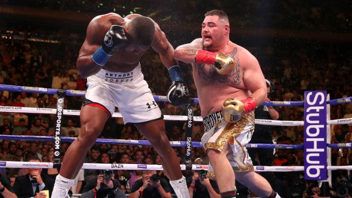 These Huge Odds Paid in Ruiz's Stunning TKO of Champ Joshua