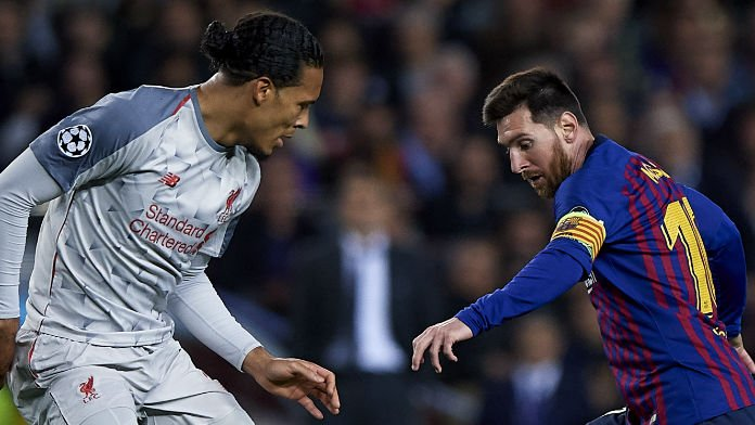 Van Dijk and Messi Are Now Neck-and-Neck in Ballon d'Or Odds