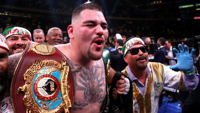 Joshua Favored in Early Odds For Rematch vs New Champ Ruiz