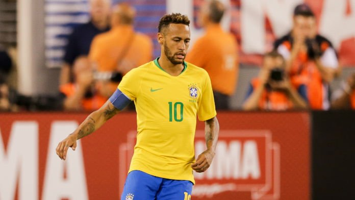 Neymar Injury Causes Brazil's Copa America Odds To Drift