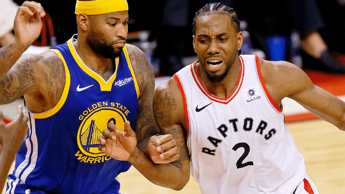 Raptors Still Best Bet to Win NBA Finals Despite Game 5 Loss