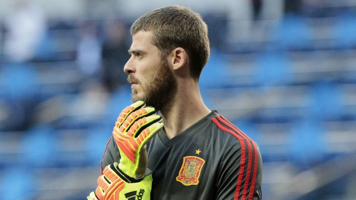 new arrival 60664 0e526 David de Gea Now Likely To Stay At Man Utd According to Odds