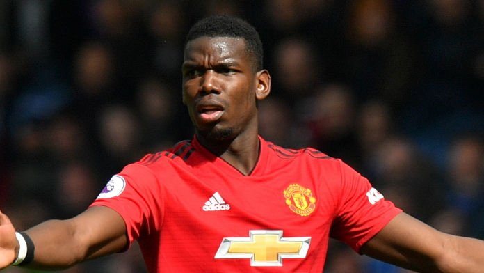 Betting on Paul Pogba Move 'Warming Up' in Two-Horse Race