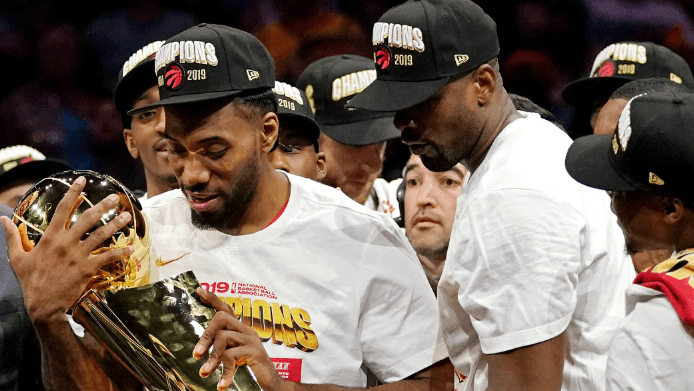 NBA 2020 Win Totals Markets and Early Postseason Picture