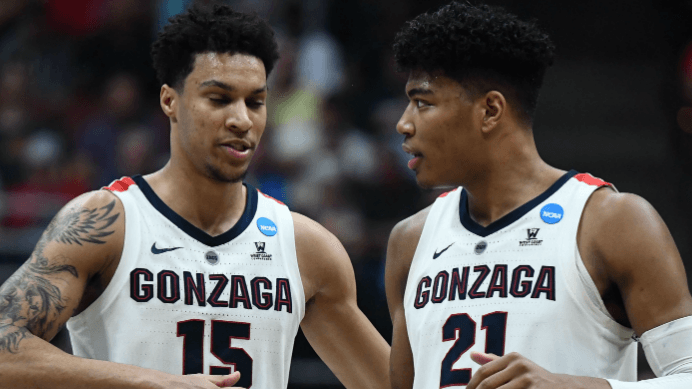 Bet the Prop Against a Gonzaga Player in NBA Draft Top 10