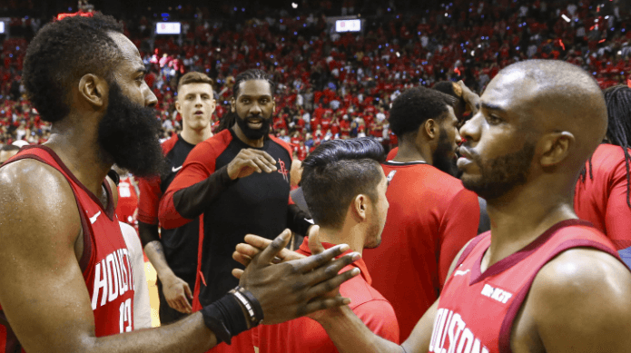 Despite Problems, Houston Still 2020 NBA Title Contender