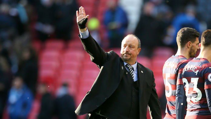 Newcastle's Odds To Be Relegated Shrink After Benitez Blow