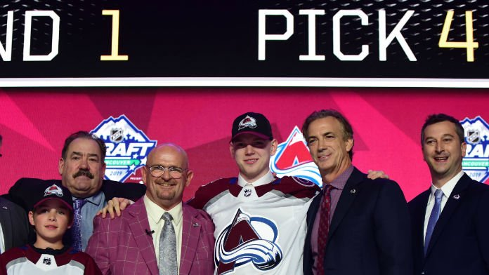 Avalanche A Great Value Bet to Win Cup After Smart NHL Draft