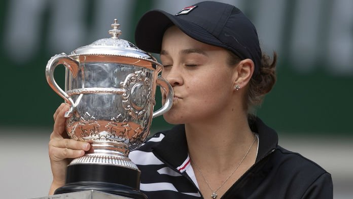Why Barty Is the Women's Wimbledon 2019 Best Bet to Back