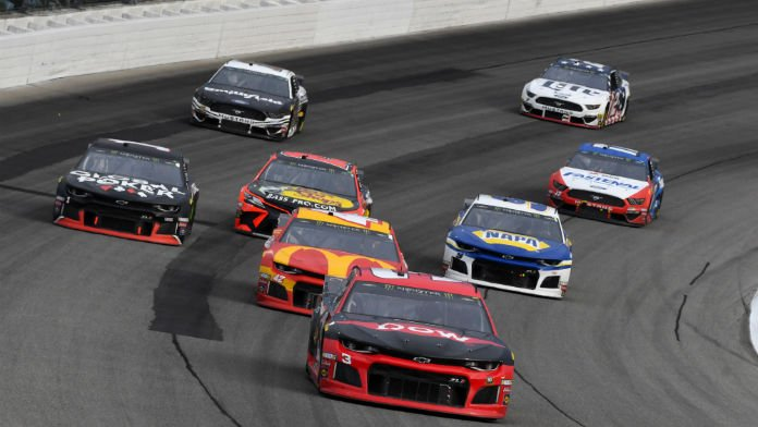 Free NASCAR Prediction Game on NBC Offers $10K Weekly Prize