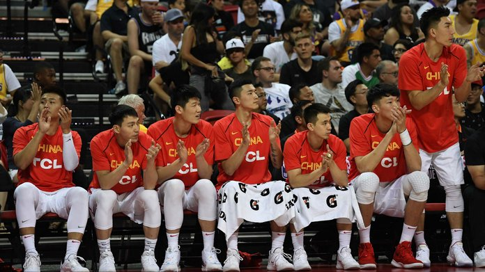 China Notches Huge NBA Summer League Upset as 40-1 Longshot