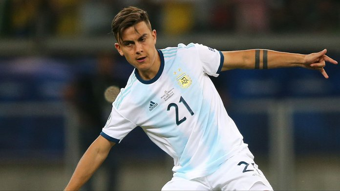 Paulo Dybala To Man Utd and PSG Transfer Odds Trimmed