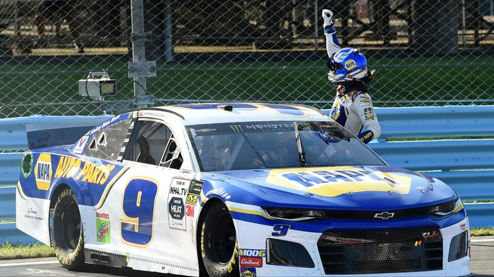 Chase Elliott NASCAR Cup Odds Make For a Solid Value Bet