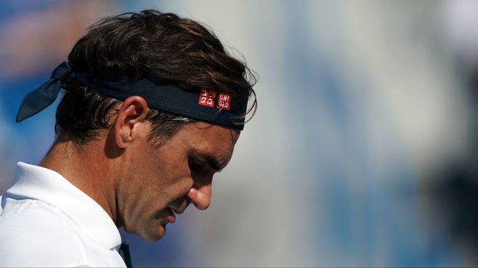 Federer US Open Odds Dip With Western and Southern Open Loss
