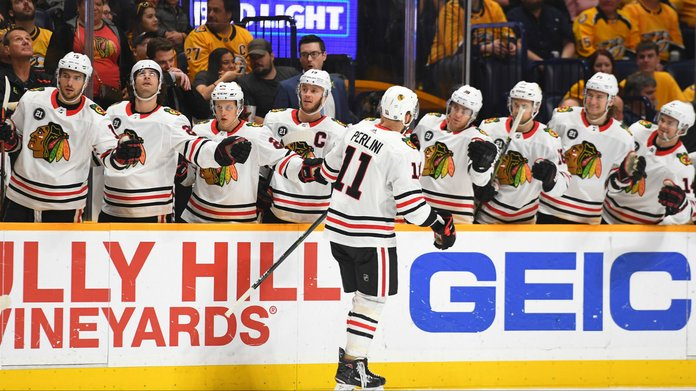 Bet Blackhawks To Make NHL Playoffs Despite Bookies' Doubts