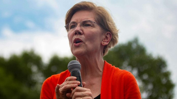 Elizabeth Warren Is New Betting Favorite Among Democrats