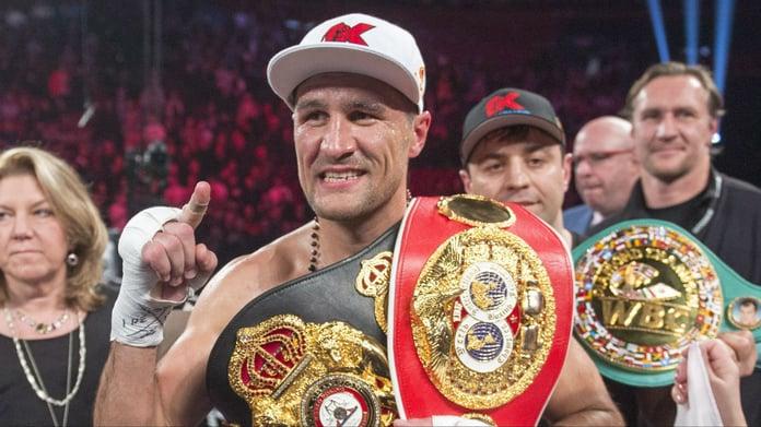 Back Sergey Kovalev Against Undefeated Slugger Anthony Yarde