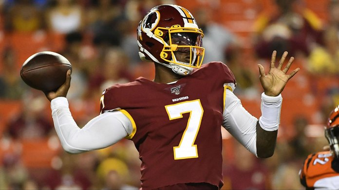 Dwayne Haskins Rookie of the Year Odds & Bets to Consider