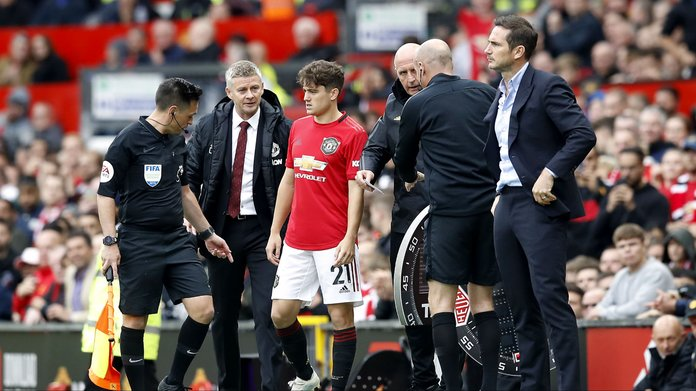 New Reality Sinks In For Man Utd As Palace Clash Looms