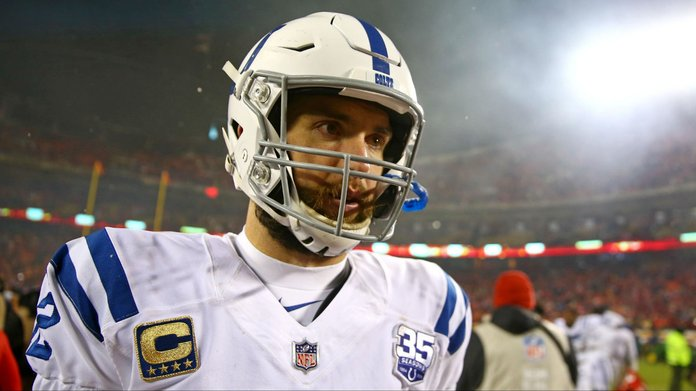 Andrew Luck Retirement Shocks NFL, Crushes Colts Odds