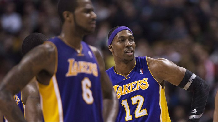 Signing Dwight Howard Makes Lakers A Better NBA Title Bet