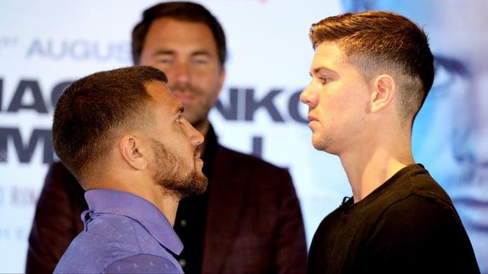 Vasyl Lomachenko vs Luke Campbell Odds, Betting Tips & Picks