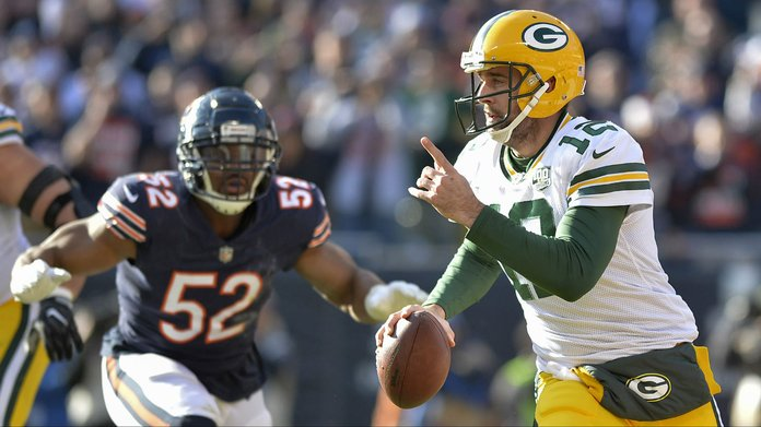 Bears-Packers Prop Bets, Odds and 6 Wagers to Back on TNF