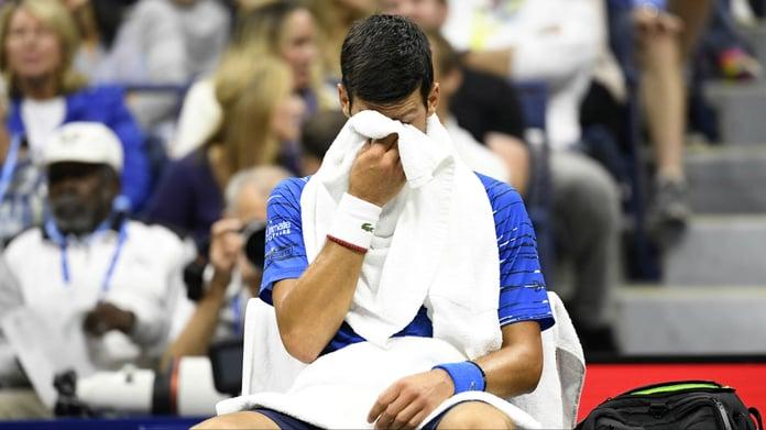 Novak Djokovic Early Exit Sees US Open 2019 Odds Shift