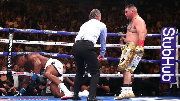 Anthony Joshua vs Andy Ruiz Rematch Early Bets Available