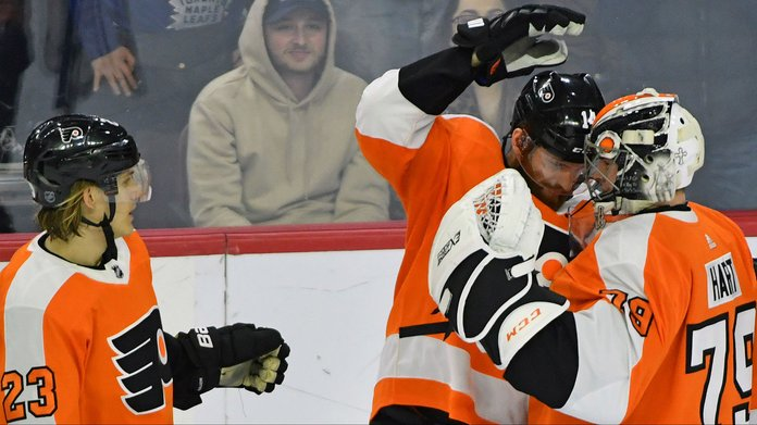 Live Betting at Flyers Games Part of SugarHouse Partnership