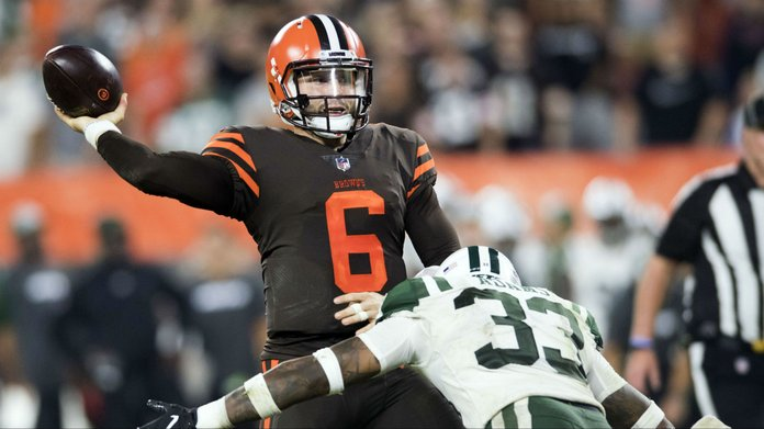 Monday Night Football Betting Preview: Browns at Jets