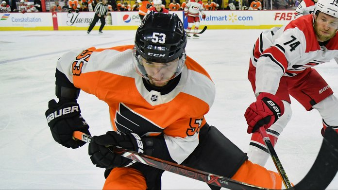 Philadelphia Flyers Odds To Make Playoffs Don't Look Good