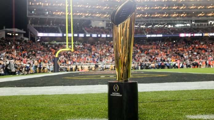 Bookies.com New Year's Six College Football Bowl Projections